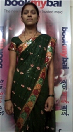 Ajali Deepak Rana - Full time Maid and Baby Sitter in BTM Layout in Bangalore