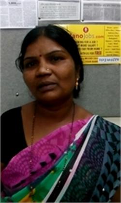 Amruta Ashok Sangvekar - Full time Maid and Cook in HBR Layout in Bangalore