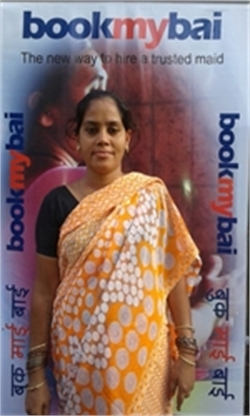Ankita Potdar - Full time Maid and Cook and Patient Care and Elderly Care in Kempapura in Bangalore