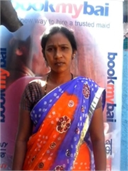 Apeksha Waghmare - Full time Maid and Cook in Hulimavu in Bangalore