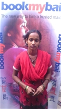 Asha Bhatt - Full time Maid and Baby Sitter in Kalyan Nagar in Bangalore