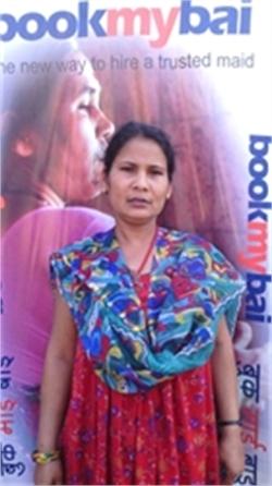 Bharti Kokne - Full time Maid in Kengeri Satellite Town in Bangalore