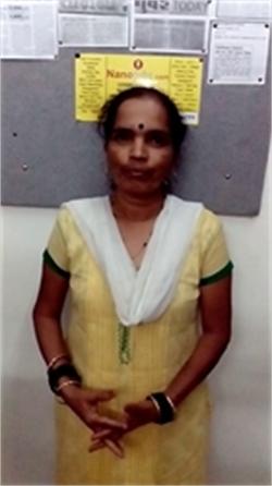 Chayya Shelar - Full time Cook and Baby Sitter in Kandukur in Hyderabad