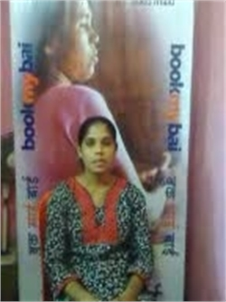 Dhara Suthar - Full time Maid and Baby Sitter in Bandlaguda in Hyderabad