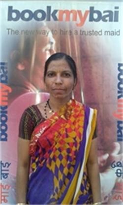 Dipali Kumbhar - Full time Maid in Kamanahalli in Bangalore