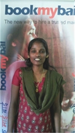 Dipali Sawant - Full time Maid and Baby Sitter in Dabholi in Surat