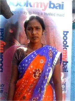 Dipti Maji - Full time Maid and Cook in Serampore in Kolkata