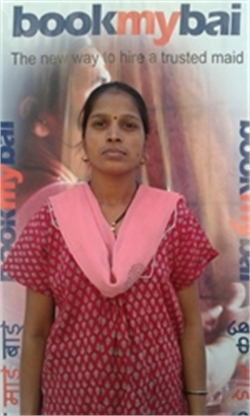 Gauri Waval - Full time Maid and Baby Sitter in Kammanahalli in Bangalore