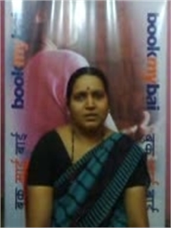 Geeta Jadhav - Full time Maid and Cook and Patient Care and Elderly Care and Baby Sitter in Golkonda in Hyderabad