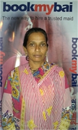Jenifer Pereira - Full time Maid and Patient Care and Elderly Care and Baby Sitter in Kadugondanahalli in Bangalore