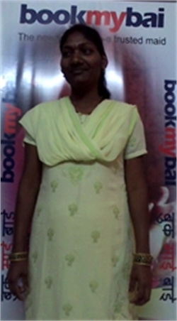 Jyoti Sharma - Full time Maid and Baby Sitter in Electronic City Phase I in Bangalore