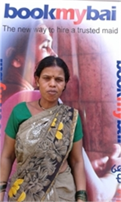 Jyoti Joshi - Full time Maid in Kalena Agrahara in Bangalore