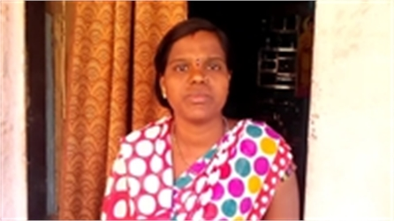 Jyoti Pagare - Full time Maid in Venkat Reddy Colony in Hyderabad