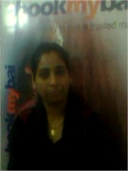 Khushboo - Part time Maid and Baby Sitter in Bhugaon in Pune