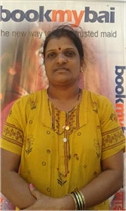 Krima Dharia - Full time Maid and Patient Care and Elderly Care and Baby Sitter in Kasturi Nagar in Bangalore
