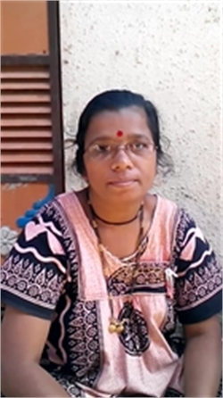 Leela Kishor Salve - Full time Cook and Patient Care and Elderly Care and Baby Sitter in Kollur in Hyderabad