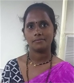 Leena Develkar - Full time Maid in Akshayanagar in Bangalore