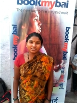 Leena Biswas - Full time Maid and Cook and Baby Sitter in Sarat Bose Road in Kolkata