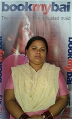 Manisha Davande - Full time Maid and Cook and Patient Care and Elderly Care and Baby Sitter in Kadusonnappanahalli in Bangalore