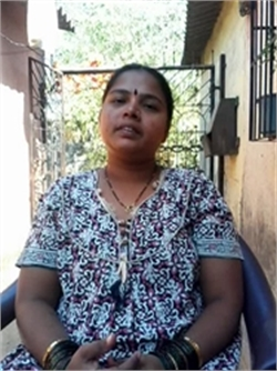Minakshi Maruti Shinde - Full time Maid and Cook in Nilothi in New Delhi