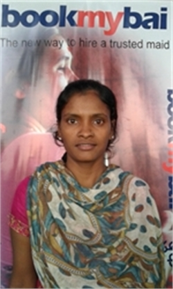 Namrata Brigunath Jayswal - Full time Maid and Patient Care and Elderly Care and Baby Sitter in Kaggadasapura in Bangalore
