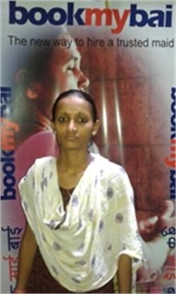 Nirmala D Nikam - Full time Maid in Kaval Byrasandra in Bangalore