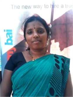 Pallavi P Bastwade - Full time Maid in Adda Gutta in Hyderabad