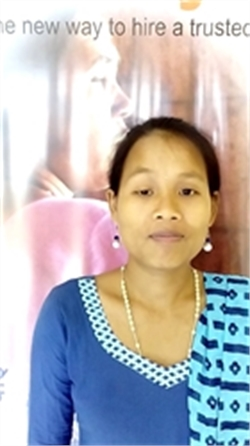 Pallavi Shinde - Full time Maid and Baby Sitter in ECIL in Hyderabad