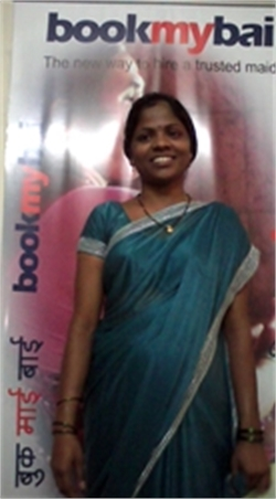 Priya Maske - Full time Maid and Baby Sitter in Electronic City Phase II in Bangalore