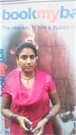 Priya Polaji - Full time Maid in Kadabagere in Bangalore