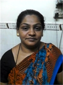 Priya Sakpal - Full time Maid and Cook in AECS Layout in Bangalore