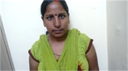 Priyanka Jhaver - Full time Maid and Cook and Patient Care and Elderly Care and Baby Sitter in Basavanagar in Bangalore
