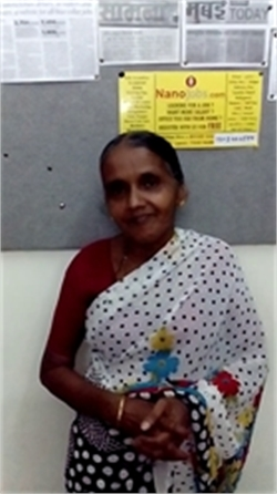 Pushpak Raghunath Thakur - Full time Maid and Baby Sitter in Jalpally in Hyderabad