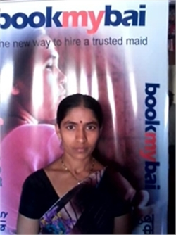 Radhika Patil - Full time Maid in International Airport Road in Bangalore