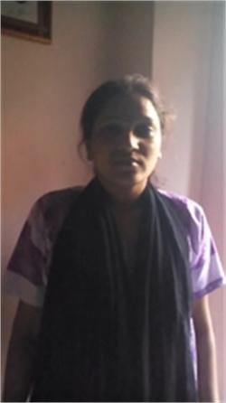 Ranjana Tiwari - Part time Maid and Cook in Nasrapur in Pune