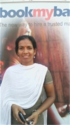 Ruth Manohar - Full time Cook in Jalahalli West in Bangalore