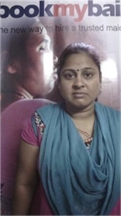 Seema Dewadigha - Part time Maid in Vadgaon Budruk in Pune