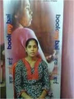 Shraddha Malakar - Full time Maid and Baby Sitter in Sripur in Kolkata