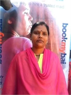 Simanta Vijay Sangvekar - Full time Maid in ITPL in Bangalore