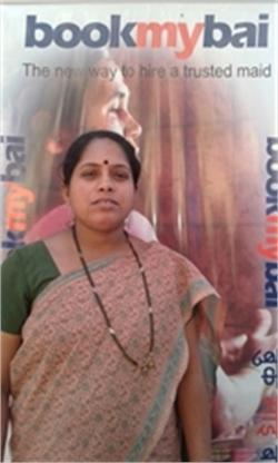 Snehal Naik - Full time Maid and Cook in Kamala Nagar in Bangalore