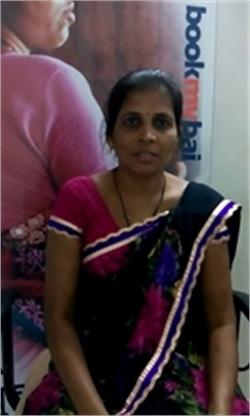 Sonali Shelar - Full time Maid and Cook in Bilekahalli in Bangalore