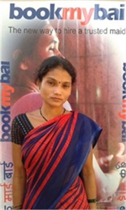 Soni Sahu - Full time Maid and Baby Sitter in Dabholi in Surat