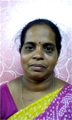 Sunanda Kharpe - Full time Cook and Patient Care and Elderly Care in Anjanapura in Bangalore
