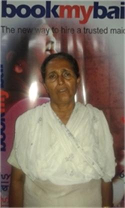 Supriya Mundhe - Full time Cook and Baby Sitter in JP Nagar in Bangalore