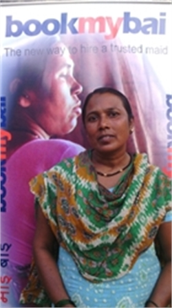Sushma Dolkar - Full time Cook and Baby Sitter in JP Nagar Phase 7 in Bangalore