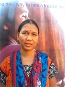 Suvarna Sorte - Full time Maid in Vattepally in Hyderabad