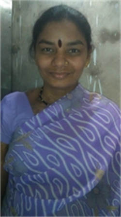 Tina Rakesh Panchal - Full time Maid and Cook and Baby Sitter in New Mallepally in Hyderabad