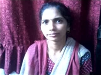 Varsha Ghawre - Full time Maid and Cook in East Of Kailash in New Delhi