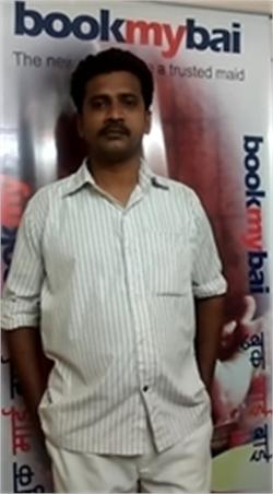 Vijay Yadav - Full time Maid and Cook in Kolkata in Kolkata